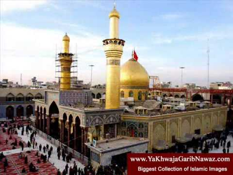 Baghdad Hd Wallpapers Roza A Hazrat Imam Hussain Youtube