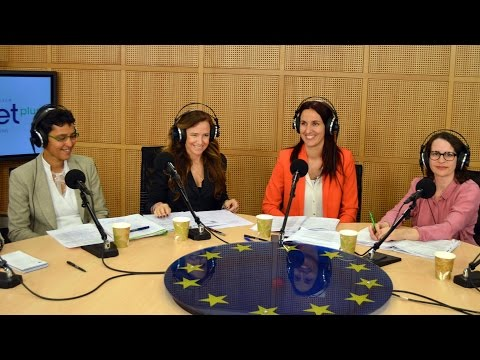 Spanish part: Citizens' Corner debate on how to make EU justice child-friendly