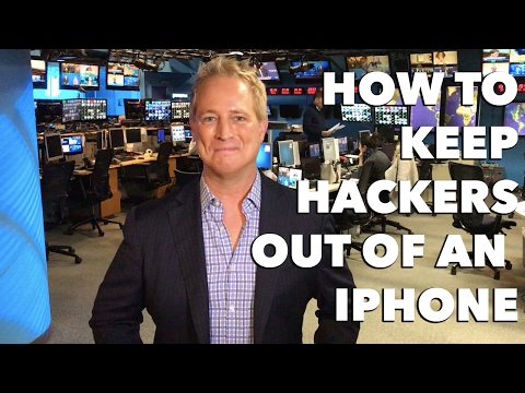 How to Keep Hackers out of an iPhone