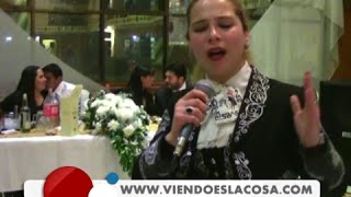 VIDEO: OLVIDARTE NUNCA (Yesy) - NEYZA CON SABOR EN VIVO