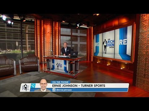 Ernie Johnson of Turner Sports Calls in to The RE Show - 6/17/15