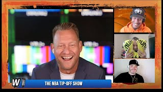 NBA Picks and Predictions   Free NBA Playoff Picks   Tip-Off Show for June 18