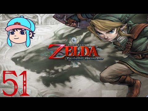 Let's Play The Legend of Zelda Twilight Princess Blind! Part 51