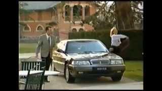 Rover Group - The 1995 Model Range