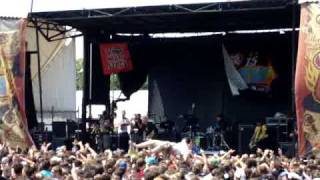Less Than Jake: Never Going Back to New Jersey at Vans Warped Tour 2009 Nassau Coliseum