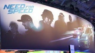 New NFS @ GamesCom 2015