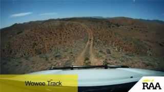 Allradtouren für Selbstfahrer in den Flinders Ranges, South Australia