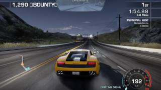 need for speed hot pursuit coast to coast