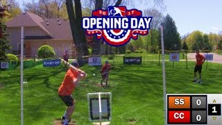 2017 OPENING DAY | MLW Wiffle Ball