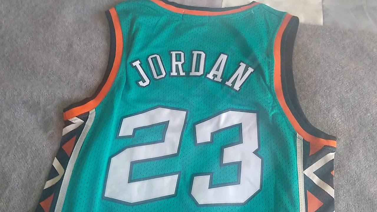 camiseta michael jordan all star 1996