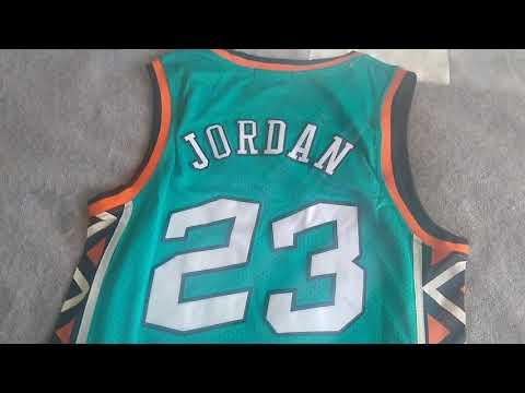 brand new a7792 35473 Michael Jordan (All Start 1996) DHGATE - Review en español