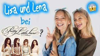 LISA UND LENA bei PRETTY LITTLE LIARS? PLL-Q&A Twitter-Version!