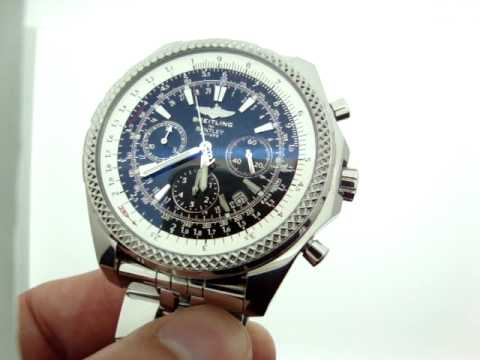 kavels watch present edition motors special breitling men bentley