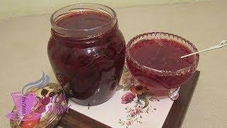 Малиновое варенье Простой рецепт ( raspberry jam recipe )