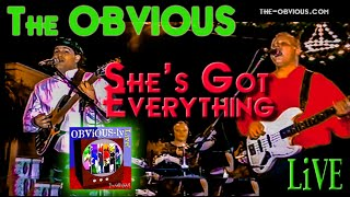 The OBViOUS: SHe'S GoT EVeRYTHiNG シーズ・ゴット・エブリシング (( W...