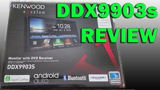 Kenwood DDX9903s Review