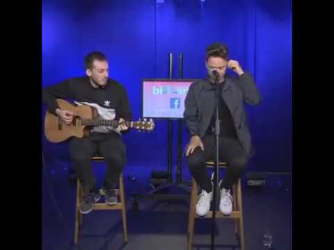 Conor Maynard sings Are You Sure? And Scientist (Acoustic Version)
