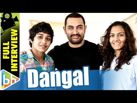 Geeta Phogat | Babita Kumari | Dangal | Full Interview | Aamir Khan Quiz | Salman Khan