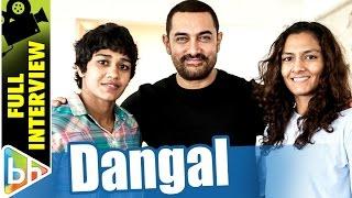 Geeta Phogat | Babita Kumari | Dangal | Full Interview | Aamir Khan Quiz | Salman Khan