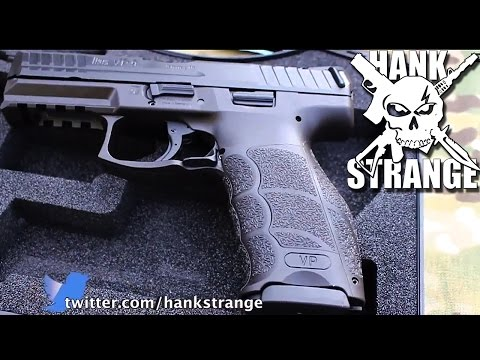 H&K VP9 Takedown and Reassembly