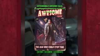 Fallout 4 - Astoundingly Awesome Tales magazine (Vault 114)