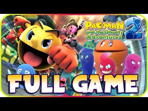 Pac-Man And The Ghostly Adventures 2 FULL GAME Longplay (PS3, X360, WiiU)