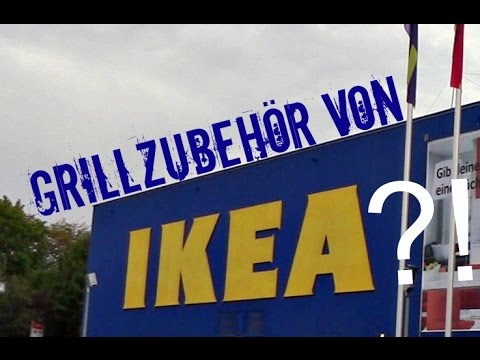 ikea shopping guide f r griller grillzubeh r vom m belhaus youtube. Black Bedroom Furniture Sets. Home Design Ideas