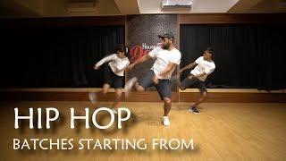 JKDI | DANCE CLASS IN ANDHERI WEST | HIP HOP CLASS IN MUMBAI