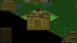 First Play Of RPG Tycoon - PC/Steam - Part 1