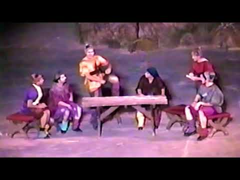 Shakespeare on the Rocks - A Midsummer Night's Dream - The Mechanicals Pt 1