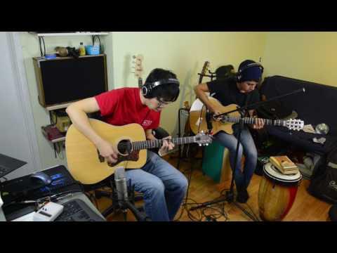 Dragonborn Game of ThronesSkyrim   Acoustic Guitar mashup
