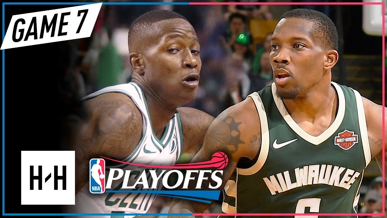 premium selection 54e26 c0c71 Terry Rozier vs Eric Bledsoe INTENSE Game 7 Duel Highlights 2018 Playoffs -  SCARY TERRY!