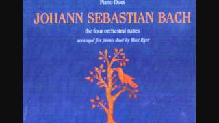 Bach/Reger Orchestral Suite No. 2 in B minor, BWV 1067