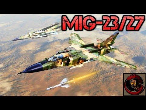 MIG-23 and MiG-27