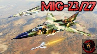 MIG-23 and MiG-27 Family | SOVIET FIGHTER BOMBER