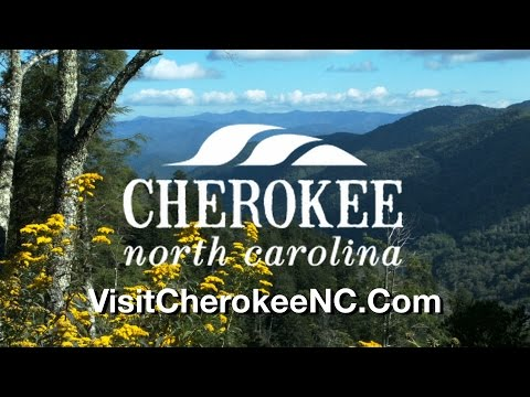 WHAT IS THERE TO DO IN CHEROKEE, NC?