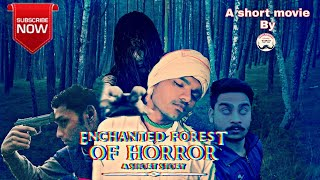 A short film || किसान का भूत || Enchanted forest of horror || gabru gangster || Lodifilms || haunted