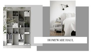 MINIMAL HOMEWARE HAUL   Homesense, IKEA, & Sainsburys   Freya Farrington