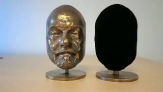 New non-nanotube super-black coating demonstration