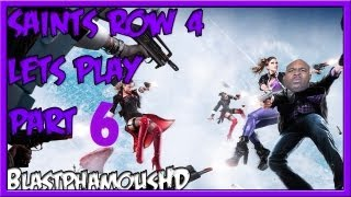 ►►Getting Sexy With Elmo And Strangers - Saints Row 4 Lets Play 6 KINDA  - ( w/BlastphamousHD )