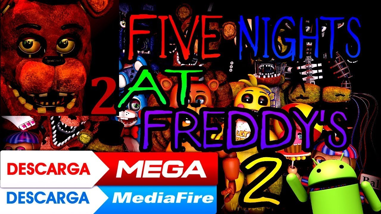 apk five nights at freddys 2 android