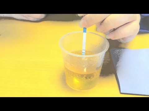 Home Pregnancy Test Video