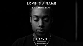 Gambar cover Love Is A Game - by Christian