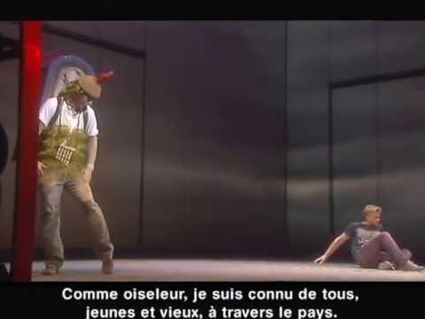 W.A.Mozart - Die Zauberflote, part 1 (Aix-en-Provence 2006)