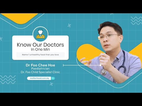 Know Our Doctors in 1 Min: Dr Foo Chee Hoe