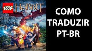 Como Traduzir  LEGO - The Hobbit