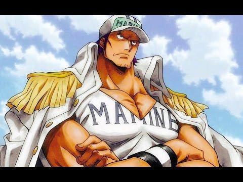 One Piece - The New Admirals