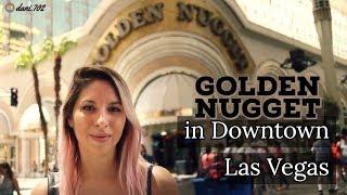 Golden Nugget in Downtown Las Vegas