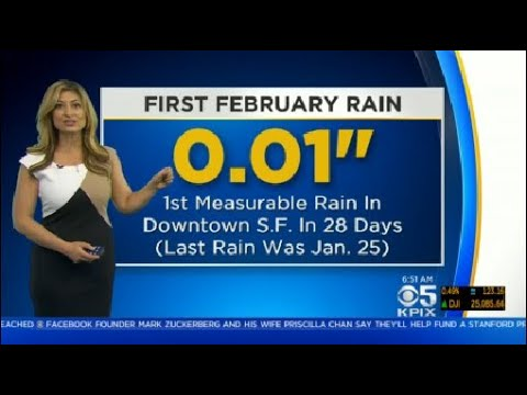 Here's today's forecast from the KPIX Weather Team