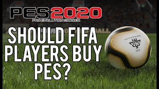 Should FIFA Players Consider Buying PES 2019 This Year? | From The View of a FIFA Player